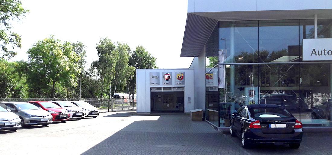 Unser Standort in Hamburg Bergedorf