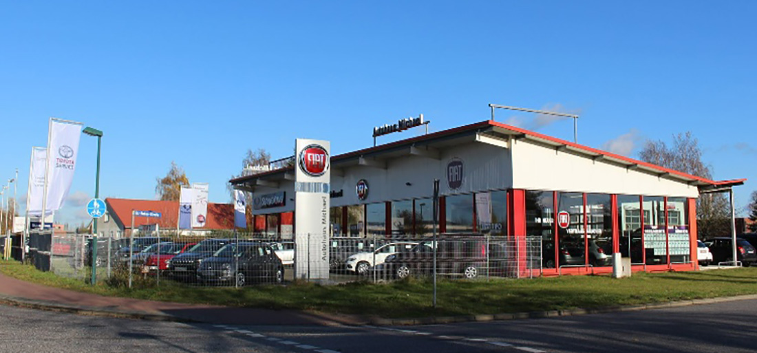 Unser Standort in Hagenow